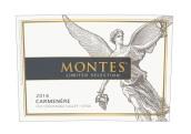 蒙特斯限量精选佳美娜干红葡萄酒(Montes Limited Selection Carmenere,Colchagua Valley,Chile)