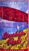 富尔克森酒庄飞艇干红葡萄酒(Fulkerson Winery Airship Red,Finger Lakes,USA)