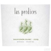 山鹑酒庄长相思干白葡萄酒(Las Perdices Sauvignon Blanc, Agrelo, Argentina)