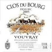 予厄古堡园半干白葡萄酒(Domaine Huet Le Clos du Bourg Demi-Sec,Vouvray,France)