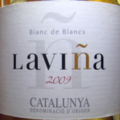 拉维纳加泰罗尼亚白中白起泡酒(Lavina Catalunya Blanc De Blancs,Moldova)