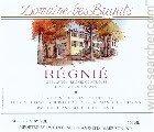 杜宝夫巴雅特斯园雷妮干红葡萄酒(Georges Duboeuf Domaine Du Buyats Regnie,Beaujolais,France)