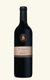 圣弗朗西丝波特酒(St.Francis Port,Sonoma County,USA)