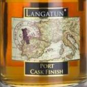 兰佳顿波特桶陈威士忌(Langatun Port Cask Finish Whisky,Switzerland)