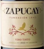 格兰姆酒庄一樽唯爱干红葡萄酒(Vinos Galan Zapucay Vino Tinto, Mendoza, Argentina)