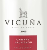 干露羊驼赤霞珠红葡萄酒(Vicuna Cabernet Sauvignon,Central Valley,Chile)