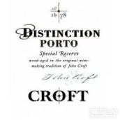 高樂福特別珍藏波特酒(Croft Distinction Special Reserve Port, Portugal)