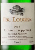 露森酒庄艾登纳天阶园雷司令小房酒(Dr. Loosen Erdener Treppchen Riesling Kabinett, Mosel, Germany)