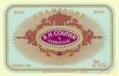 R.H.库里尔特级园极干型香槟(R.H. Coutier Grand Cru Brut, Champagne, France)
