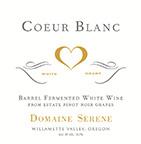 安详圣心干白葡萄酒(Domaine Serene Coeur Blanc, Willamette Valley, USA)
