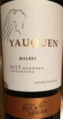 汝卡玛伦酒庄杨克系列马尔贝克-赤霞珠干红葡萄酒(Bodega Ruca Malen Yauquen Malbec - Cabernet Sauvignon, Mendoza, Argentina)