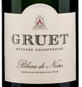 格鲁埃酒庄黑中白干型桃红葡萄酒(Gruet Winery Blanc De Noirs,New Mexico,USA)