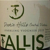 塔利斯维欧尼起泡酒(Tallis Wine Sparkling Viognier,Goulburn Valley,Australia)