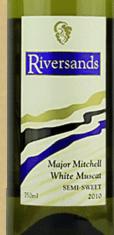 河沙酒庄米切氏凤头鹦鹉莫斯卡托干白葡萄酒(Riversands Vineyards Major Mitchell Moscato,Queensland,...)