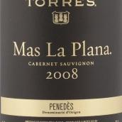桃乐丝马斯平面园赤霞珠干红葡萄酒(Torres Mas La Plana Cabernet Sauvignon,Penedes,Spain)