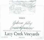 Lazy Creek Vineyards Gewurtaztraminer,Anderson Valley,USA