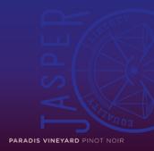 贾斯珀斯科天堂岛园黑皮诺干红葡萄酒(Jasper Sisco Paradis Vineyard Pinot Noir, Willamette Valley, USA)