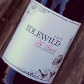 爱德怀德小鸟-花香-动物红葡萄酒(Idlewild Wines The Bird,Flora&Fauna Red,Mendocino County,USA)