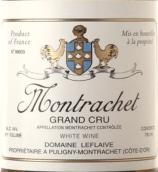 勒弗莱酒庄(蒙哈榭特级园)干白葡萄酒(Domaine Leflaive Montrachet Grand Cru,Cote de Beaune,France)