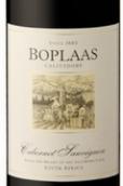 波普拉斯酒庄赤霞珠干红葡萄酒(Boplaas Cabernet Sauvignon, Calitzdorp, South Africa)
