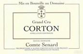 塞纳伯爵酒庄(阿罗克斯-科尔登村)干白葡萄酒(Domaine Comte Senard Aloxe-Corton Blanc,Cote de Beaune,...)