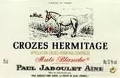 嘉伯乐骡子园干白葡萄酒(Paul Jaboulet Aine Domaine Mule Blanche, Crozes Hermitage, France)