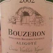 枫丹酒庄(布哲宏村)阿里高特白葡萄酒(Domaine de la Vieille Fontaine Aligote,Bouzeron,France)