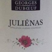 杜宝夫朱丽娜干红葡萄酒(Georges Duboeuf Julienas,Beaujolais,France)