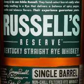 野火鸡罗素珍藏单桶纯黑麦威士忌(Wild Turkey Russell's Reserve Single Barral Kentucky ...)
