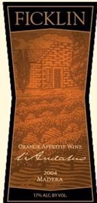 菲克林安达鲁斯波特酒(Ficklin Vineyards L'Andalus,California,USA)