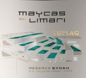 麦卡斯珍藏西拉红葡萄酒(Maycas del Limari Reserva Syrah, Limari Valley, Chile)