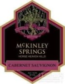 McKinley Springs Cabernet Sauvignon,Columbia Valley,USA