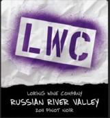 洛林LWC黑皮诺干红葡萄酒(俄罗斯河谷)(Loring Wine Company LWC Pinot Noir,Russian River Valley,USA)