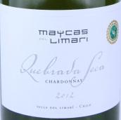 麦卡斯塞卡霞多丽白葡萄酒(Maycas del Limari Quebrada Seca Chardonnay, Limari Valley, Chile)
