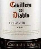 干露红魔鬼珍藏佳美娜干红葡萄酒(Concha y Toro Casillero del Diablo Reserva Carmenere,Rapel ...)