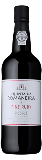 罗曼尼拉宝石红波特酒(Quinta da Romaneira Ruby Port,Portugal)