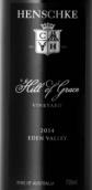 翰斯科神恩山红葡萄酒(Henschke Hill Of Grace, Eden Valley, Australia)