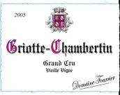 芙丽耶(格里特-香贝丹特级园)老藤干红葡萄酒(Domaine Fourrier Griotte-Chambertin Grand Cru Vieille Vigne,...)