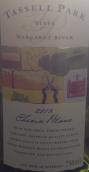 塔苏尔园酒庄白诗南干白葡萄酒(Tassell Park Chenin Blanc,Margaret River,Australia)