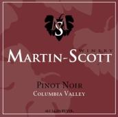 马丁斯科特黑皮诺干红葡萄酒(Martin Scott Pinot Noir, Columbia Valley, USA)