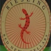 Red Newt Cellars Circle Label Riesling,Finger Lakes,USA