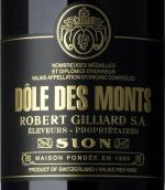 罗伯特利亚德多勒山干红葡萄酒(Robert Gilliard Dole des Monts,Valais,Switzerland)