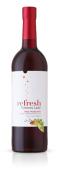 叶落新鲜莫斯卡托甜红葡萄酒(Turning Leaf Vineyards Refresh Red Moscato,California,USA)