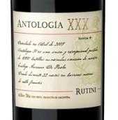 露迪尼安特勒佳XXX干红葡萄酒(Rutini Wines Antología XXX, Tupungato, Argentina)