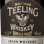 帝霖单一麦芽爱尔兰威士忌(Teeling Whiskey Single Malt Irish Whiskey,Ireland)