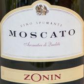 卓林莫斯卡托起泡酒(Zonin Spumante Moscato,Veneto,Italy)