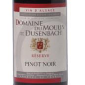 杜森磨坊黑皮诺干红葡萄酒(Domaine du Moulin de Dusenbach Pinot Noir,Alsace,France)