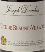 约瑟夫杜鲁安村庄级干红葡萄酒(伯恩丘)(Joseph Drouhin Cote de Beaune-Villages,Cote de Beaune,France)