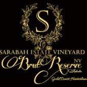 萨拉巴园酒庄珍藏干型起泡酒(Sarabah Estate Vineyard Brut Reserve Sparkling Wine,...)