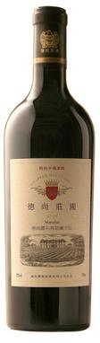 德尚庄园钻石马瑟兰干红葡萄酒(Chateau des Champs Diamond Marselan Dry Red Wine,Huailai,...)